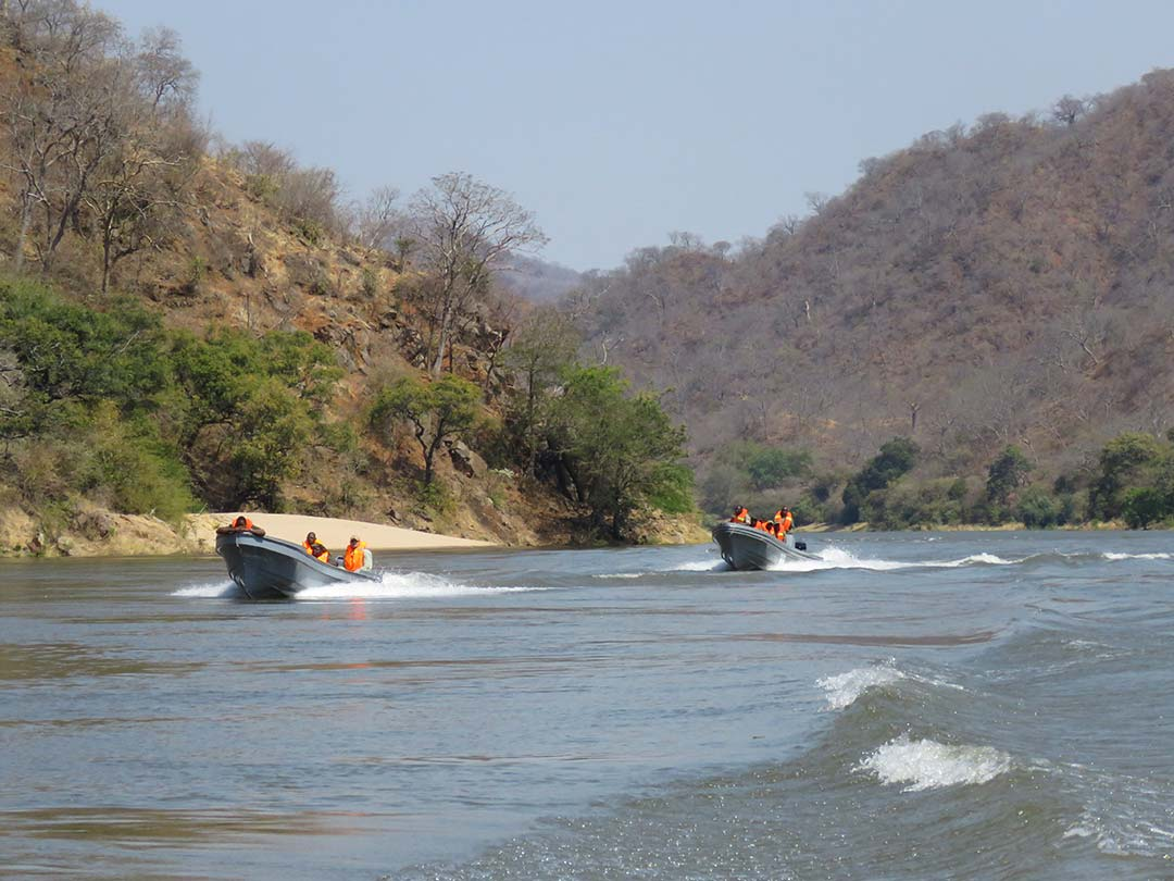 Ranger Training Specialist Riverine Tracking